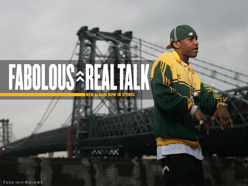 Fabolous Feat. Swizz Beatz - From Nothin' To Somethin' [Clean]