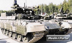 Новые образцы чудо-техники появились в арсенале Российской Армии