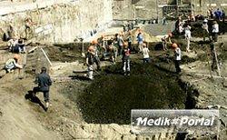 В Ульяновской области обнаружен скелет древнего морского ящера