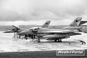 F-16 разочаровал Варшаву
