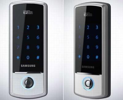 Дверной замок от Samsung