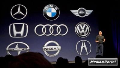 Apple займется производством автомобилей