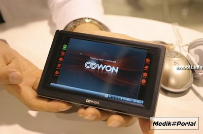Cowon Q5 – первые впечатления, живое фото (15 фото)