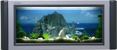 Имитация имитации аквариума