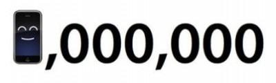 Продан миллионный iPhone!