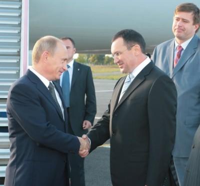 Путин в Чебоксарах
