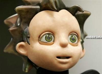 Мальчик-робот Zeno – больше, чем просто игрушка