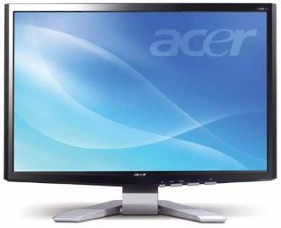 Четыре недорогих ЖК-монитора P-серии от Acer