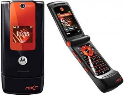 Motorola ROKR W5 – новая музыкальная раскладушка