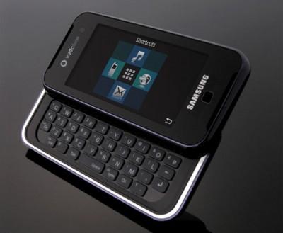 Samsung F700 Croix будет покорять Европу вместе с Vodafone