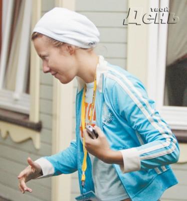 Ксения Собчак без макияжа поразила Юрмалу