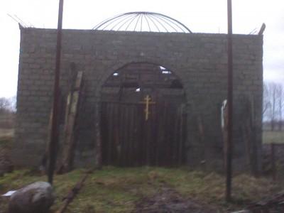 В Калининградской области вандалами разрушен православный храм