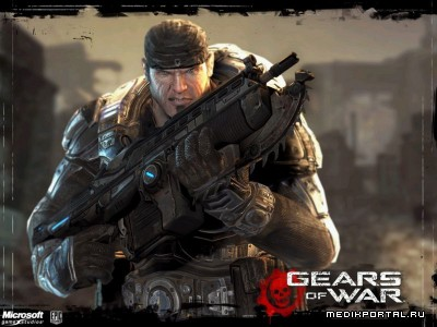 Обои Gears of War