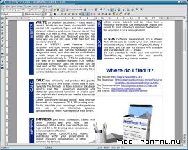 OpenOffice.org 3.1.1 Pro Ru