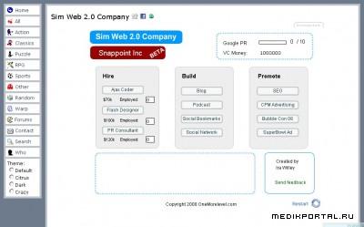 Sim Web 2.0