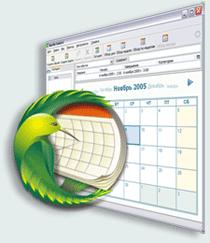 Mozilla Sunbird 0.9