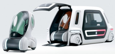 Suzuki создал разборное авто