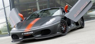 Тюнеры Hamann добрались до Ferrari