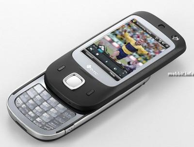 HTC Touch Dual – новый Touch в форме слайдера, но без Wi-Fi