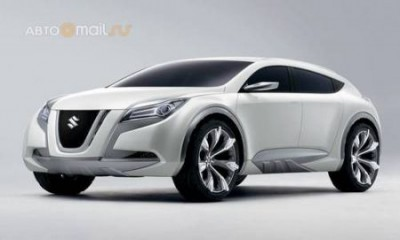 Suzuki покажет в Токио сразу три концепта
