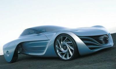 На автосалоне в Японии Mazda представит концепт-кар Taiki