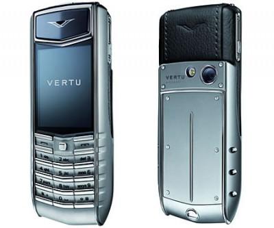 Новый телефон Vertu - Ascent Ti