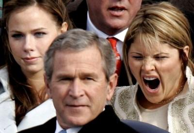 Дочки 2-ух президентов (13 фото)