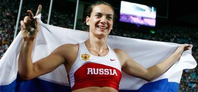 Исинбаева победно закончила сезон