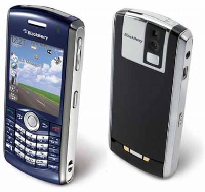 Смартфон RIM BlackBerry Pearl 8120 с поддержкой Wi-Fi
