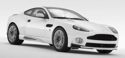 """Немцы """"подковали"""" Aston Martin"""