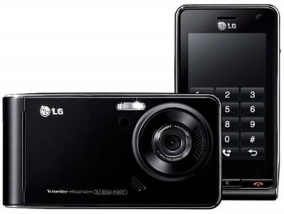 Телефон Viewty подружил Divx и Lg