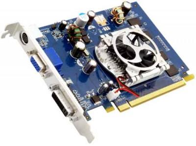 GeForce 8400 GS от SPARKLE с 512 Мб памяти