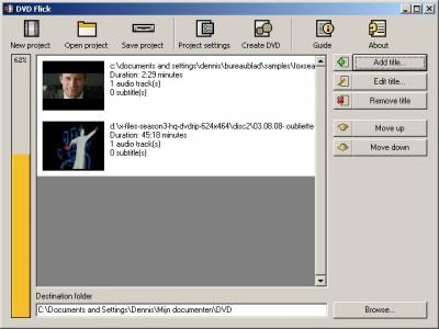 DVD Flick 1.3.0.0 beta