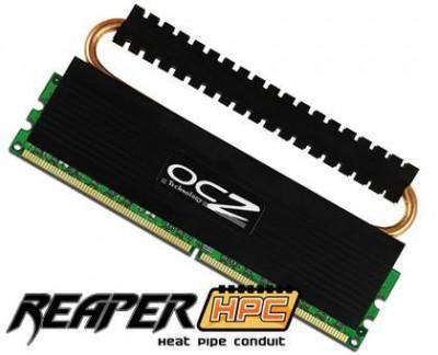 OCZ выпустила 4-Гб комплект DDR2-800 CL4