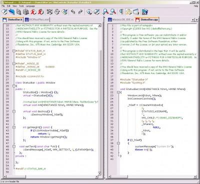 Notepad++ 5.4.3
