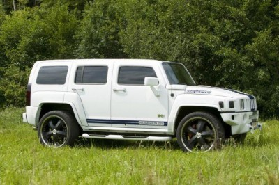 GeigerCars Hummer H3 GT (8 фото)