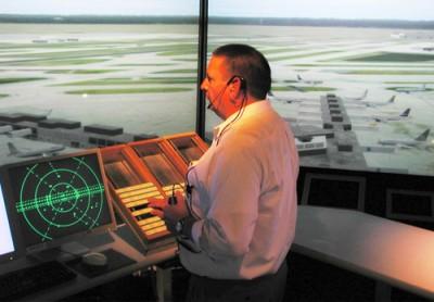 Отрывки из реальных переговоров авиадиспетчеров