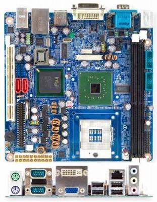 Advansus i945GM3-DCQI – универсальная платформа для встраиваемых систем