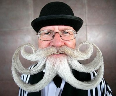 Крутые бородачи (8 фото)
