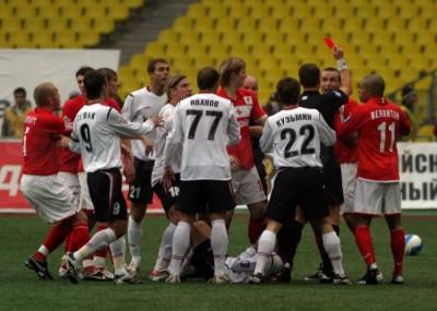 Российский футбольный уик-энд. 27 тур