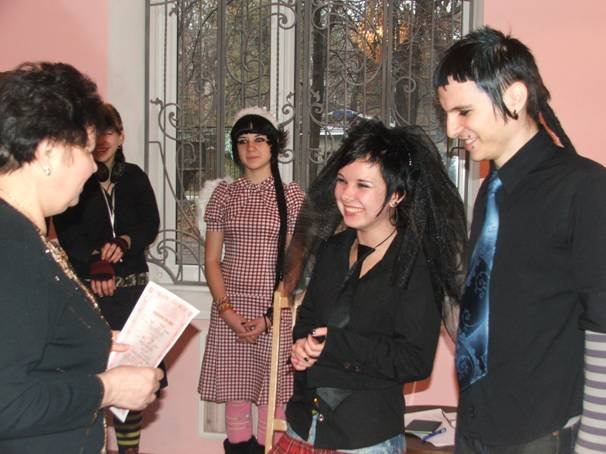 Студенческая свадьба (15 фото + текст)