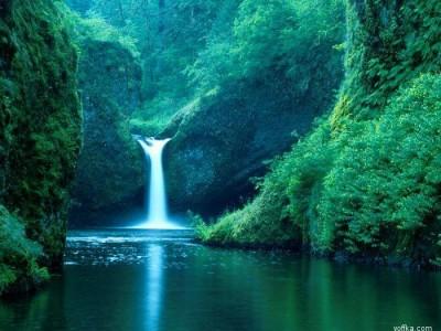 Водопады (12 фото)