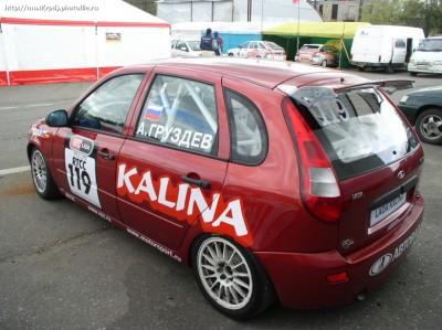 Во втором полугодии 2007 года ожидается Kalina универсал
