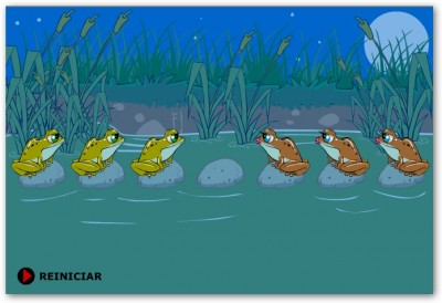 Frogs Puzzle