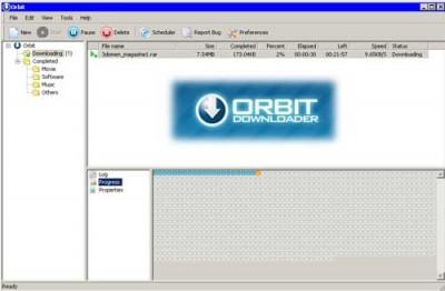 Orbit Downloader 2.8.12