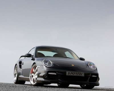 Фото Porsche 911 Sportec и Porsche Сayman