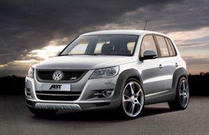 Abt разработал первый спорт-пакет для нового VW Tiguan