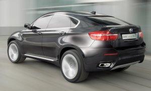 BMW X6 (6 фото)