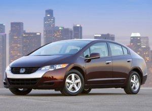 Honda представила первый серийный водородный автомобиль