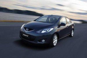 Представлена Mazda2 с кузовом седан